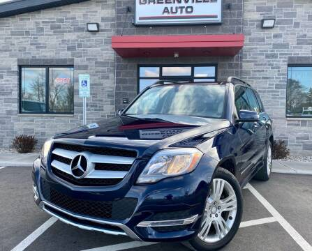 2014 Mercedes-Benz GLK for sale at GREENVILLE AUTO in Greenville WI