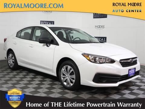 2022 Subaru Impreza for sale at Royal Moore Custom Finance in Hillsboro OR