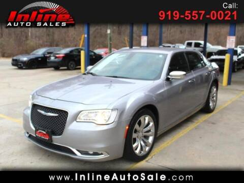 2018 Chrysler 300 for sale at Inline Auto Sales in Fuquay Varina NC
