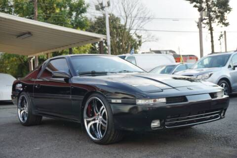 1992 Toyota Supra for sale at HD Auto Sales Corp. in Reading PA