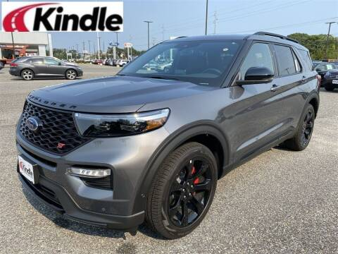 2021 Ford Explorer for sale at Kindle Auto Plaza in Cape May Court House NJ