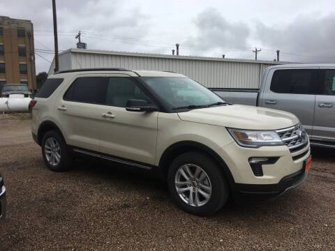 2018 Ford Explorer for sale at Philip Motor Inc in Philip SD