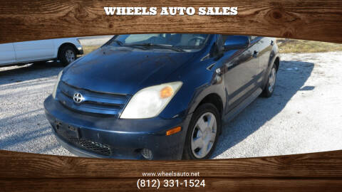 2005 Scion xA for sale at Wheels Auto Sales in Bloomington IN