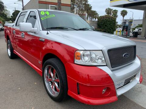 2004 Ford F-150 for sale at North County Auto in Oceanside CA
