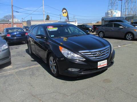 2012 Hyundai Sonata for sale at Omega Auto & Truck Center, Inc. in Salem MA