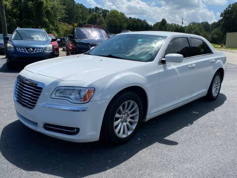 2014 Chrysler 300 for sale at Luxury Auto Innovations in Flowery Branch GA