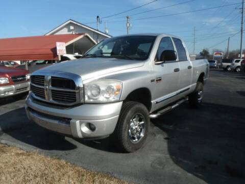 2007 Dodge Ram Pickup 2500 for sale at Morelock Motors INC in Maryville TN