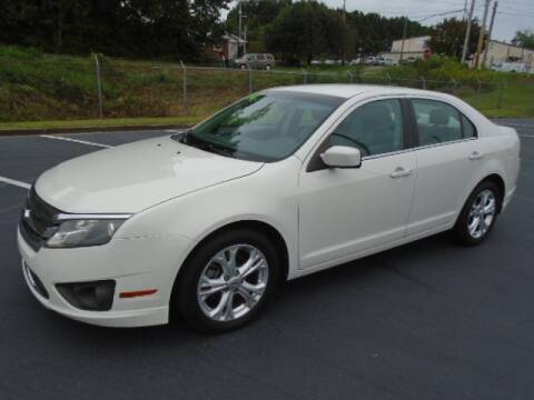 2012 Ford Fusion for sale at Atlanta Auto Max in Norcross GA