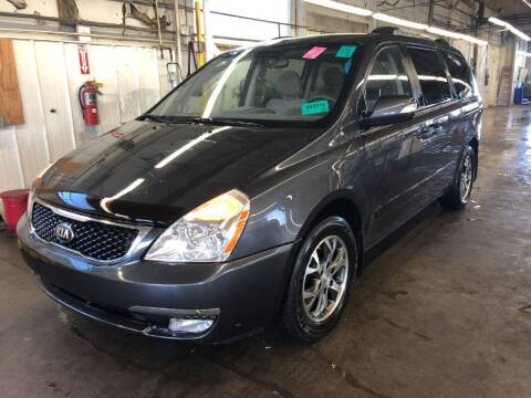 2014 Kia Sedona for sale at Doug Dawson Motor Sales in Mount Sterling KY
