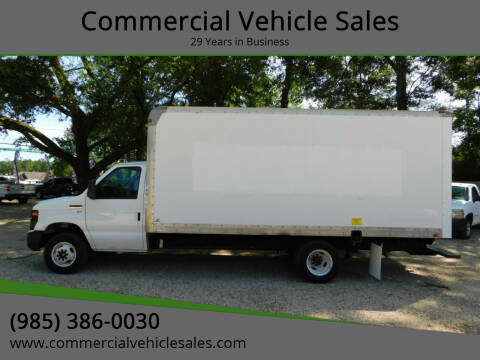 2013 Ford E-Series Chassis for sale at Commercial Vehicle Sales in Ponchatoula LA