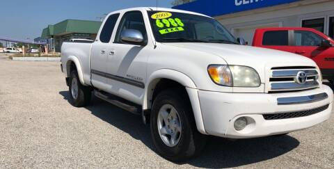 2003 Toyota Tundra for sale at Perrys Certified Auto Exchange in Washington IN