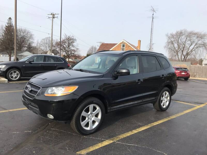 2008 Hyundai Santa Fe for sale at Petite Auto Sales in Kenosha WI