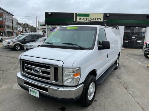 2009 Ford E-Series Cargo for sale at Wakefield Auto Sales of Main Street Inc. in Wakefield MA