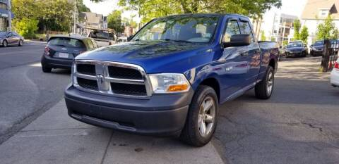 2010 Dodge Ram Pickup 1500 for sale at Motor City in Roxbury MA