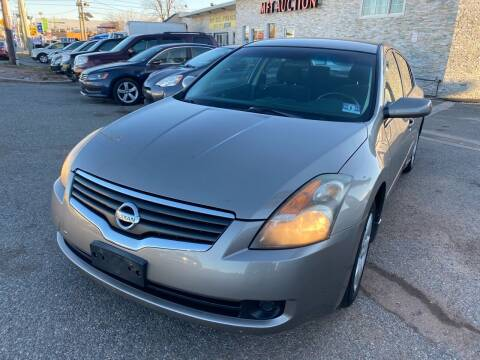2008 Nissan Altima for sale at MFT Auction in Lodi NJ