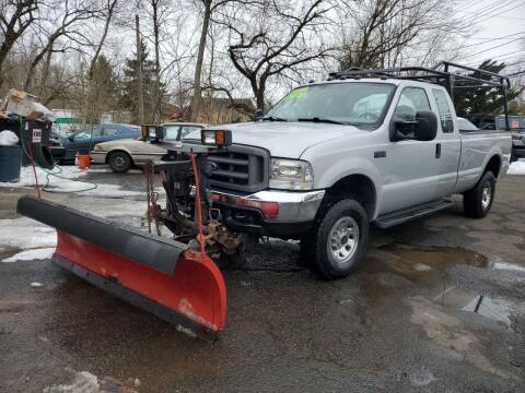 2004 Ford F-250 Super Duty for sale at CENTRAL GROUP in Raritan NJ