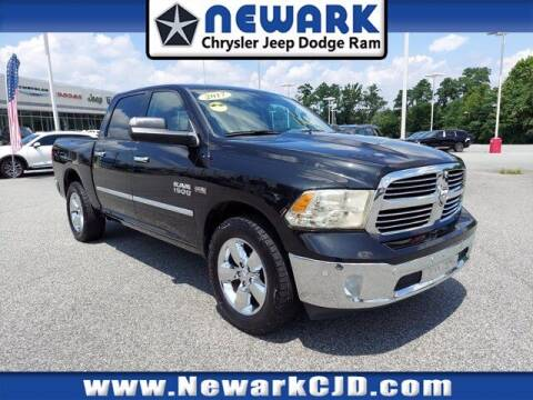 2017 RAM Ram Pickup 1500 for sale at NEWARK CHRYSLER JEEP DODGE in Newark DE