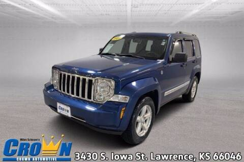 2009 Jeep Liberty for sale at Crown Automotive of Lawrence Kansas in Lawrence KS