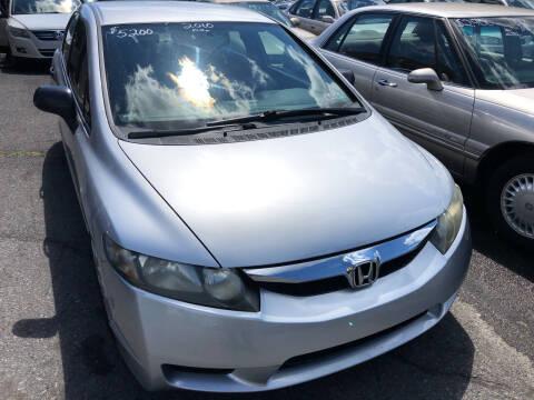 2010 Honda Civic for sale at Matt-N-Az Auto Sales in Allentown PA