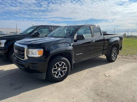 2017 GMC Canyon for sale at Truck Buyers in Magrath AB