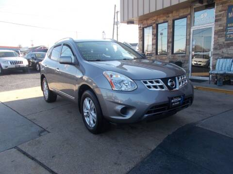 2012 Nissan Rogue for sale at Preferred Motor Cars of New Jersey in Keyport NJ