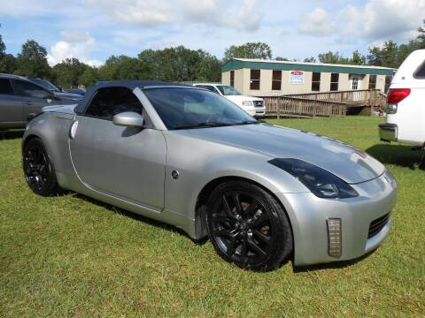 2004 Nissan 350Z for sale at Jeff's Auto Wholesale in Summerville SC