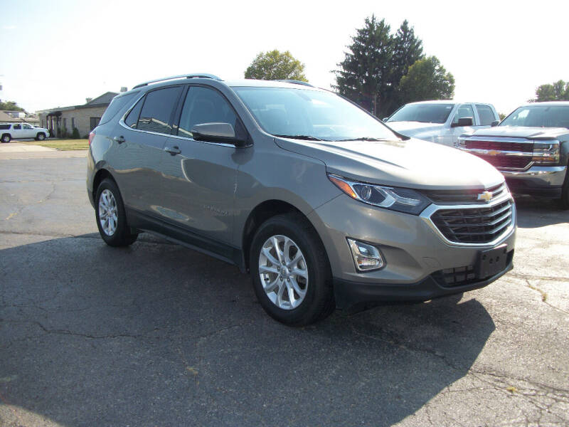2018 Chevrolet Equinox for sale at USED CAR FACTORY in Janesville WI