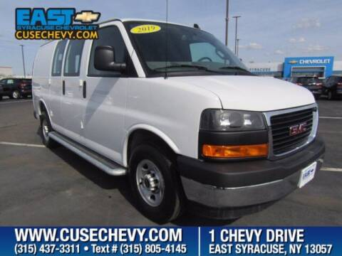 2019 GMC Savana Cargo for sale at East Syracuse Performance Sales & Service in Syracuse NY