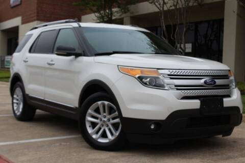 2011 Ford Explorer for sale at DFW Universal Auto in Dallas TX