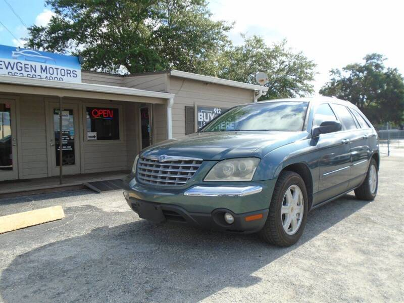 2004 Chrysler Pacifica for sale at New Gen Motors in Bartow FL