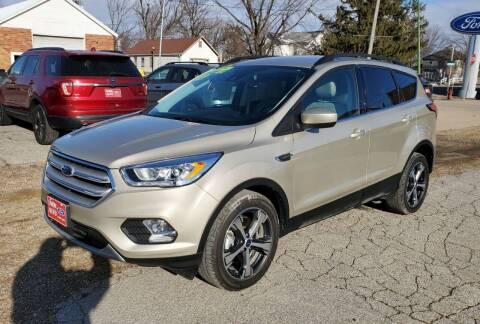 2018 Ford Escape for sale at Union Auto in Union IA