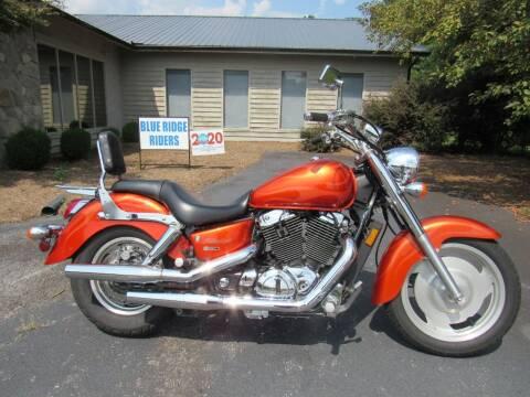2003 Honda Shadow 1100 Sabre for sale at Blue Ridge Riders in Granite Falls NC