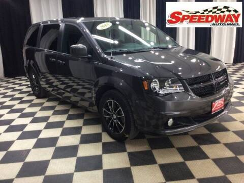 2018 Dodge Grand Caravan for sale at SPEEDWAY AUTO MALL INC in Machesney Park IL