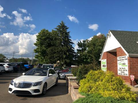 2018 Mercedes-Benz S-Class for sale at Direct Sales & Leasing in Youngstown OH