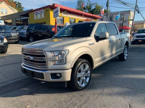 2017 Ford F-150 for sale at Deleon Mich Auto Sales in Yonkers NY