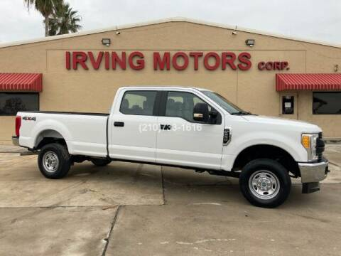 2017 Ford F-250 Super Duty for sale at Irving Motors Corp in San Antonio TX