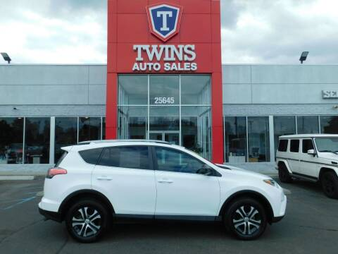 2017 Toyota RAV4 for sale at Twins Auto Sales Inc Redford 1 in Redford MI
