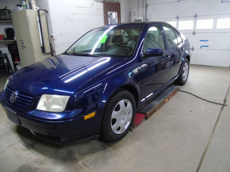 2002 Volkswagen Jetta for sale at C&C AUTO SALES INC in Charles City IA