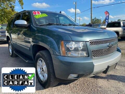 2008 Chevrolet Tahoe for sale at Harry's Auto Sales, LLC in Goose Creek SC