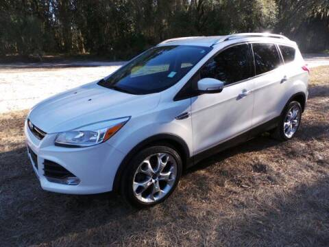 2014 Ford Escape for sale at TIMBERLAND FORD in Perry FL