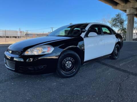 2009 Chevrolet Impala for sale at MT Motor Group LLC in Phoenix AZ
