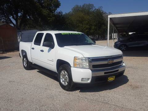 2011 Chevrolet Silverado 1500 for sale at Bostick's Auto & Truck Sales in Brownwood TX