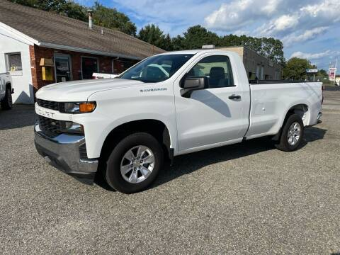 2020 Chevrolet Silverado 1500 for sale at J.W.P. Sales in Worcester MA