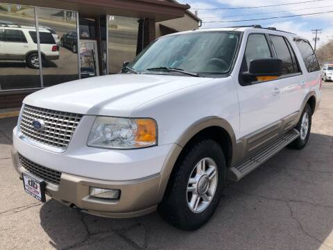 2004 Ford Expedition for sale at DRIVE N BUY AUTO SALES in Ogden UT