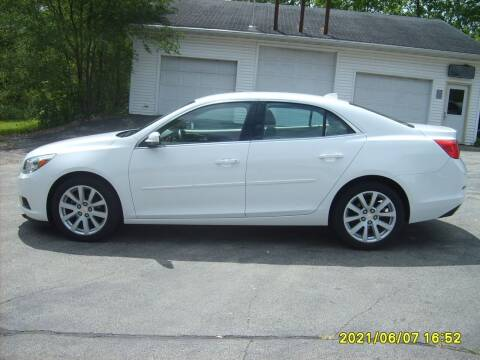 2013 Chevrolet Malibu for sale at Northport Motors LLC in New London WI