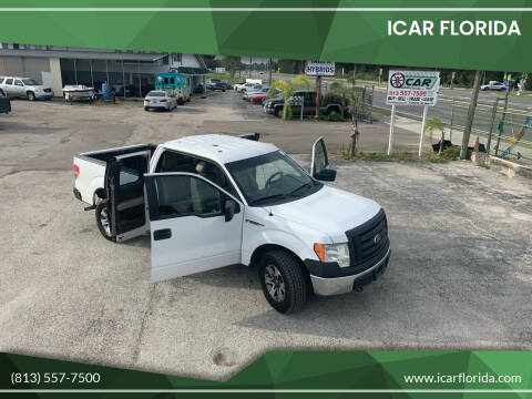 2010 Ford F-150 for sale at ICar Florida in Lutz FL
