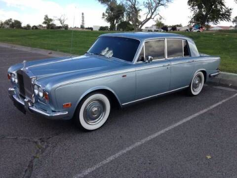 1971 Rolls-Royce Silver Shadow for sale at Haggle Me Classics in Hobart IN