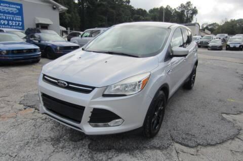 2014 Ford Escape for sale at Key Auto Center in Marietta GA