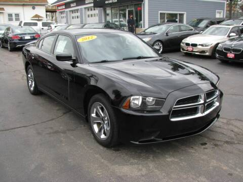 2012 Dodge Charger for sale at CLASSIC MOTOR CARS in West Allis WI