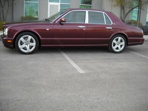 2003 Bentley Arnage for sale at NJ Enterprises in Indianapolis IN